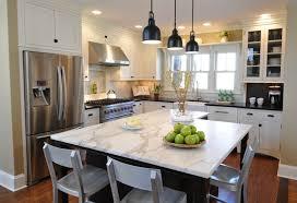 calcutta marble kitchen island