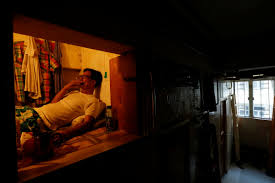 150 Square Feet Room Inside Hong Kongs 20 Square Foot Coffin Homes Business Insider