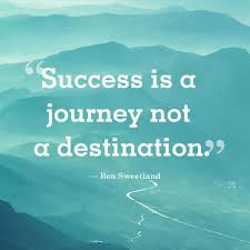 Quotes About Success Impressive Short Positive Quotes 'Success Is A Journey Go With All Your Heart