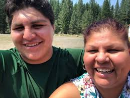 Mother, tribal leader learns that parenting means changing the world