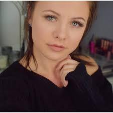 autumn no makeup makeup tutorial