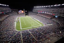 Gillette Stadium One Direction Seating Chart Gillette Stadium Guide Nesn Com