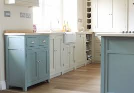 painted kitchen birch ply cabinets and hardwood frames