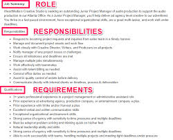 Project Manager Job Description How To Hire The Perfect Project Manager For Your Agency