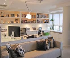 living room home office. Home Office Living Room - Design D