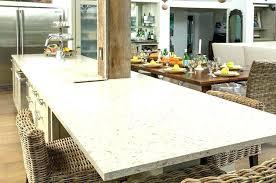white quartz countertops cost cost cost contemporary kitchen with flush by the company quartz and breakfast
