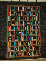 Bookshelf Quilt Pattern Impressive Looking For Patterns For Bookshelf Quilts