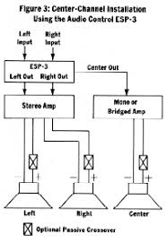 car audio crossover installation diagram car image how to car stereo how to install a center channel on car audio crossover installation diagram