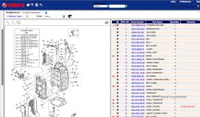 yamaha outboard parts. how to use \u0026 search yamaha outboard parts schematic at partsvu.com