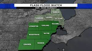 Metro Detroit weather: Flash flood ...