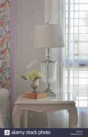 Entzuckend White Wooden Bedside Table Lamps Ideas Length Space Beds