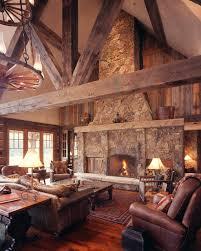 ranch living room decor. western homestead ranch living room rustic-living-room decor -