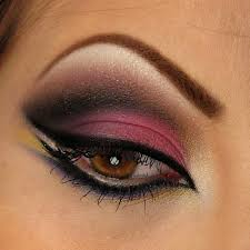 arabic eye makeup best arabic eye makeup tutorial for brown eyes 12 photos