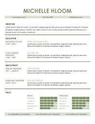 Resume Modern Te Modern Resume Template Word Template Of Business Resume Budget