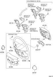 2011 toyota camry body parts diagram car wiring diagrams explained \u2022 Engine Parts Diagram 2007 2011 toyota camry steering wheel damper new oem 4571333180 rh factoryoemparts com 89 camry wiring diagram toyota camry brake diagram