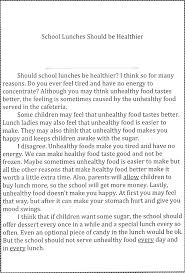 essay on healthy school lunches sample essay on healthy school lunches in america blog ultius