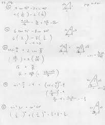 hw7 3p2 hon alg ii trig on quadratic word problems worksheet answers