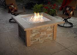sierra fire pit table