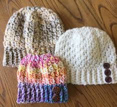 Bulky Yarn Crochet Hat Patterns Interesting Skein And Hook Free Crochet Pattern The Bristol Hat