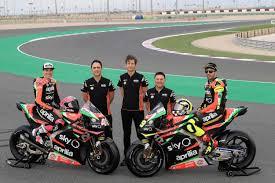 MotoGP | Presentato il team Gresini Aprilia Racing e la nuova RS-GP