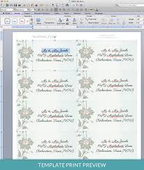 Watercolor Flowers Address Label Template Extraordinary Address Label Templates