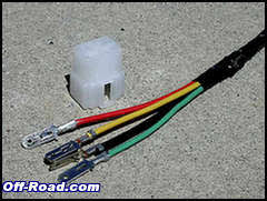 project tacoma ultimate toyota axle part 1 off road com the arb compressor comes a wiring harness that makes for an incredibly easy installation just plug in the pre terminated connections run power leads