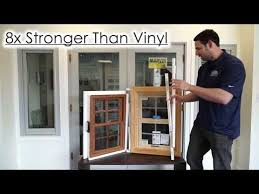 marvin window comparison infinity fiberglass windows vs vinyl windows you