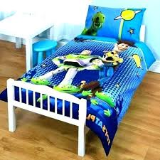 toy story bedding set toddler bed sheets twin