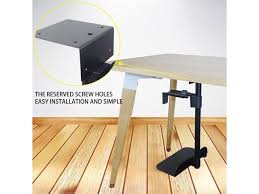 <b>Universal PC</b> Case Holder <b>CPU Stand</b> Hanging Adjustable ...