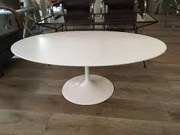vintage coffee table by eero saarinen