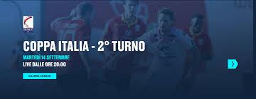 Coppa Italia Serie C 2021/22 2 Turno, Palinsesto Telecronisti Eleven Sports  - Digital-News