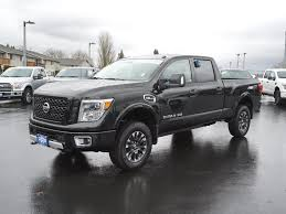 new 2017 nissan titan xd for mcminnville or 2017 nissan titan xd pro 4x truck crew cab