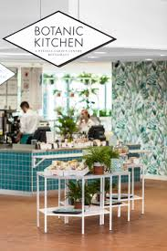 Garden To Kitchen Kiwi Pom Design A Garden Themed Restaurant Restaurants Bars