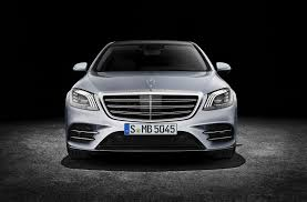 New Mercedes-Benz S-class facelift (2017): specs, news and photos ...