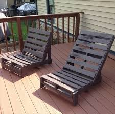 20 diy outdoor pallet furniture ideas and tutorials adirondack chair from one pallet