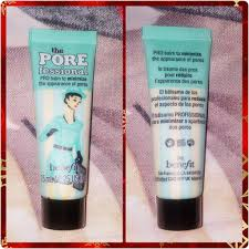 benefit cosmetics the porefessional face primer preloved health beauty makeup on carousell