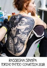 Torino Tattoo Convetionrassegna Stampa 2018 By Maybe Ufficio Stampa