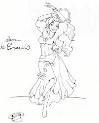 Esmeralda Digitalized By Bummblebird On Deviantart