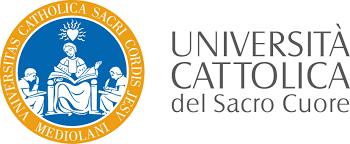 Risultati immagini per università cattolica cremona logo