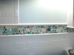 sea glass tiles backsplash tile the home depot fresh bathroom sea glass tile c59 sea