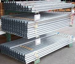 metal fence post. Steel Fence Posts For Wood Metal Fencing Plan  Fences Post