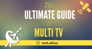 Multi Tv Channels Frequencies Settings The Ultimate