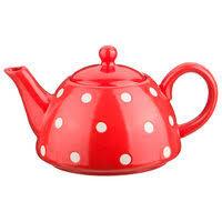 «<b>Чайники заварочные Горошек</b> красный» — Посуда и кухонные ...