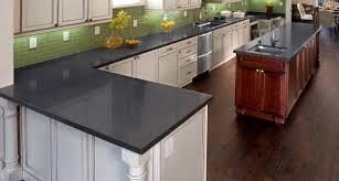 caesarstone black countertops