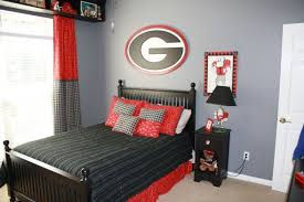 Georgia Bulldog Bedroom Ideas 2