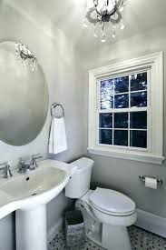 chandeliers powder room chandelier half bath with traditional elegant lighting plan light powder room