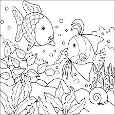 Under The Ocean Coloring Pages Coloring Pages Of Ocean Animals Under