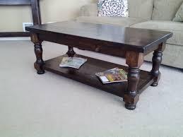 diy end table diy coffee table
