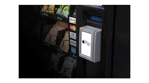 Apple Pay Vending Machine Inspiration Vending Machine Consumers Respond To Apple Pay Messaging With More