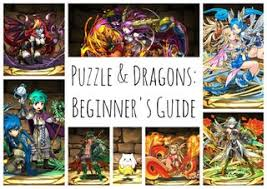Puzzle And Dragons Beginners Guide Updated For Version 8 6